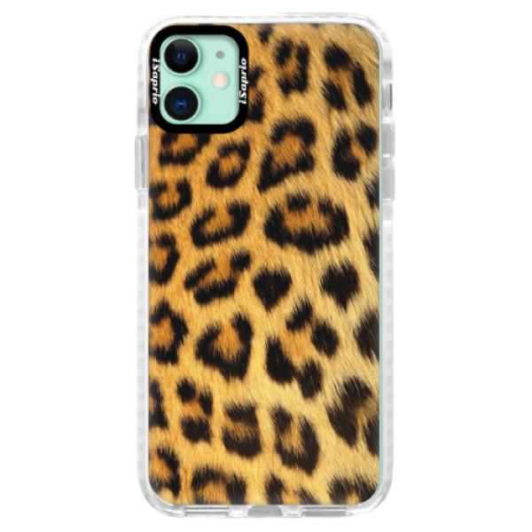 Silikonové pouzdro Bumper iSaprio - Jaguar Skin - iPhone 11