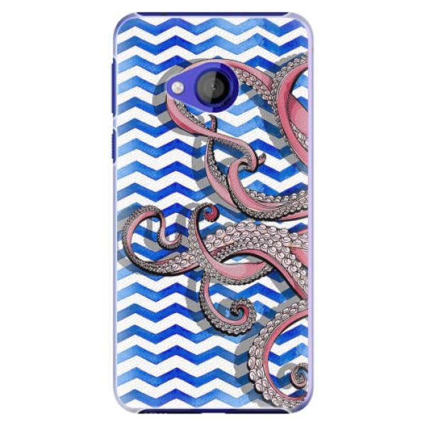 Plastové pouzdro iSaprio - Octopus - HTC U Play
