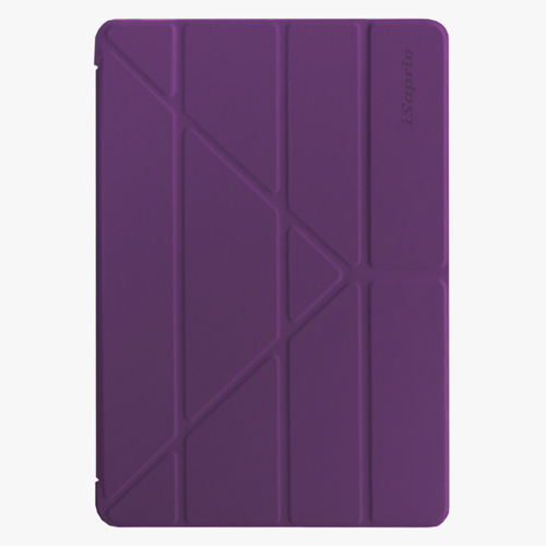 Pouzdro iSaprio Smart Cover - Purple - iPad 2 / 3 / 4