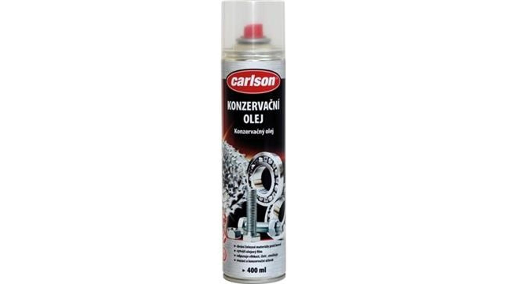 CARLSON konzervačnej olej 400ml - aerosol