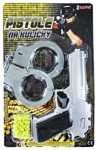 Pistole na kuličky s pouty