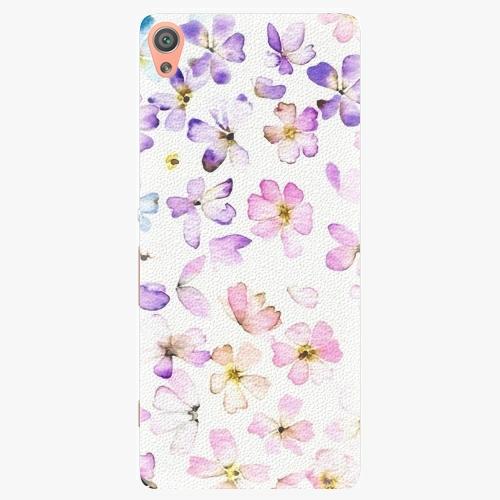 Plastový kryt iSaprio - Wildflowers - Sony Xperia XA