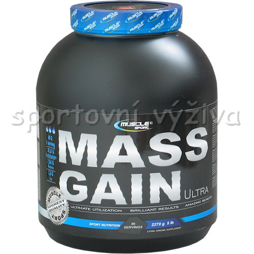 Mass Gain Ultra - 2270g-orisek