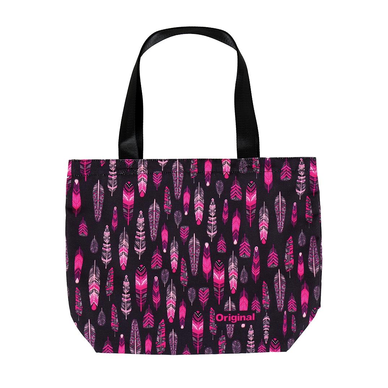 Plátěná taška - Peříčka