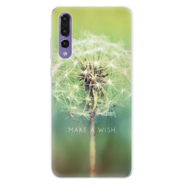 Silikonové pouzdro iSaprio - Wish - Huawei P20 Pro