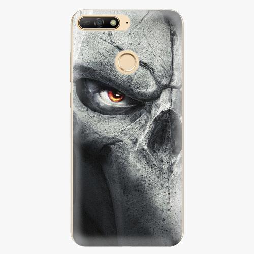 Silikonové pouzdro iSaprio - Horror - Huawei Y6 Prime 2018