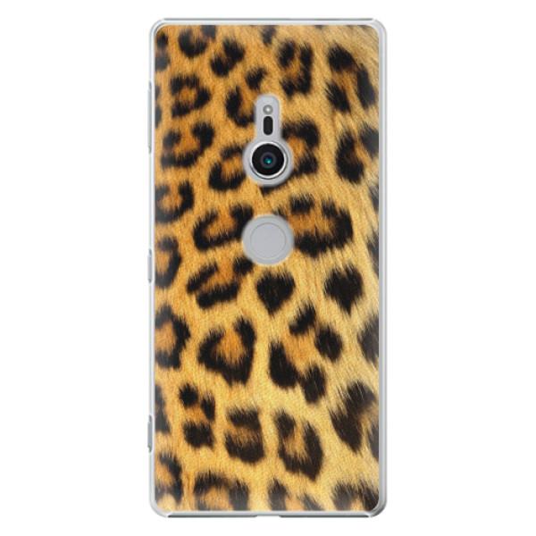 Plastové pouzdro iSaprio - Jaguar Skin - Sony Xperia XZ2