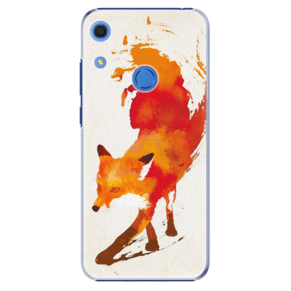 Plastové pouzdro iSaprio - Fast Fox - Huawei Y6s