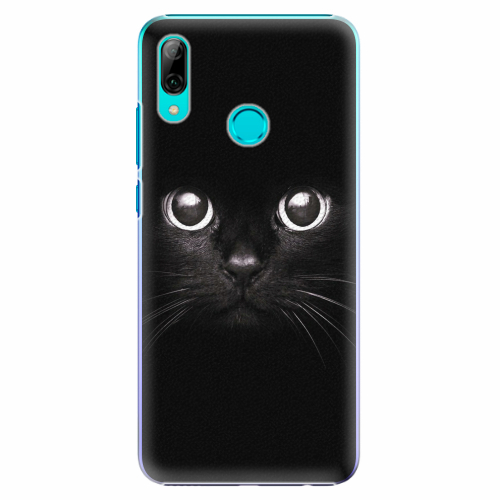 Plastový kryt iSaprio - Black Cat - Huawei P Smart 2019