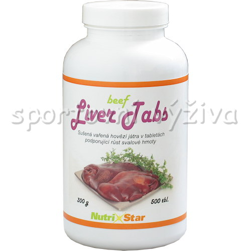 Liver Beef 500 protein tablet