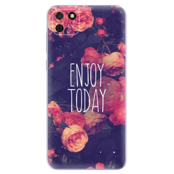 Odolné silikonové pouzdro iSaprio - Enjoy Today - Huawei Y5p