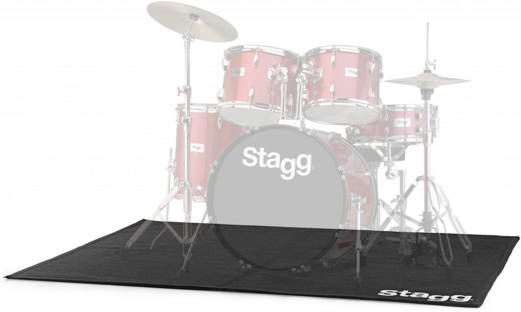 Stagg SCADRU1815, koberec pod bicí soupravu