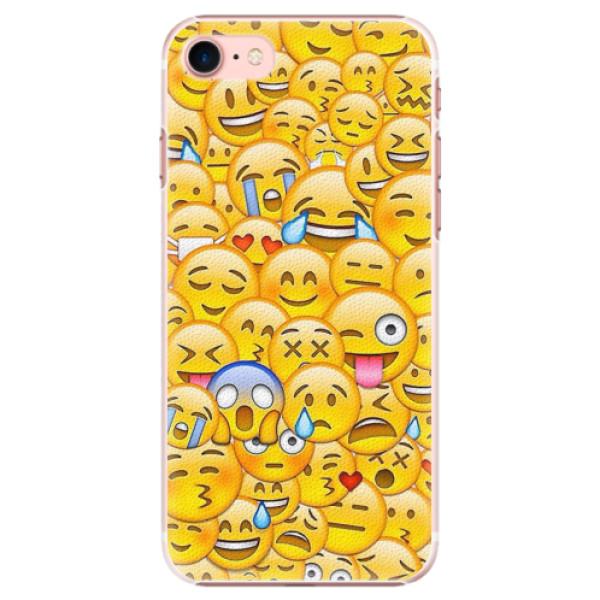 Plastové pouzdro iSaprio - Emoji - iPhone 7