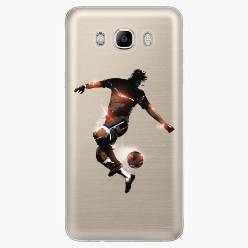 Plastový kryt iSaprio - Fotball 01 - Samsung Galaxy J7 2016