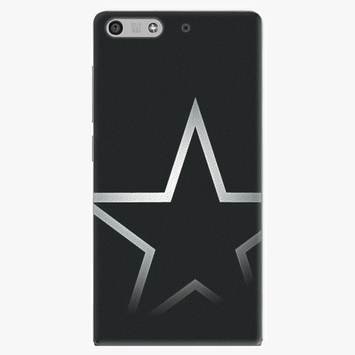 Plastový kryt iSaprio - Star - Huawei Ascend P7 Mini