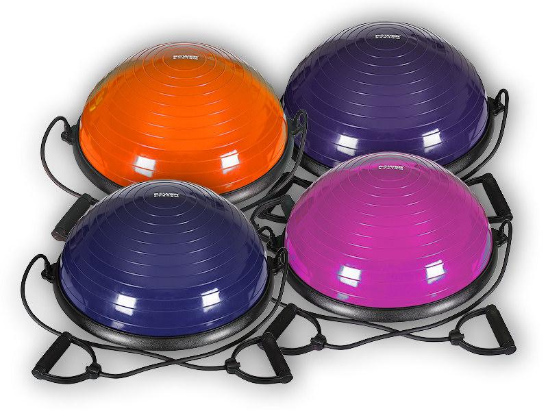 Balanční míč BALANCE BALL - SET-orange
