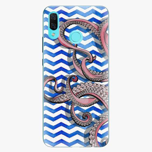 Plastový kryt iSaprio - Octopus - Huawei Nova 3