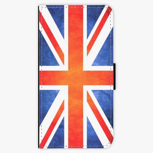 Flipové pouzdro iSaprio - UK Flag - Samsung Galaxy S9