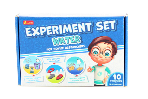 Experimenty s vodou