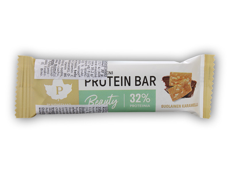 Collagen Protein Bar slaný karamel 30g