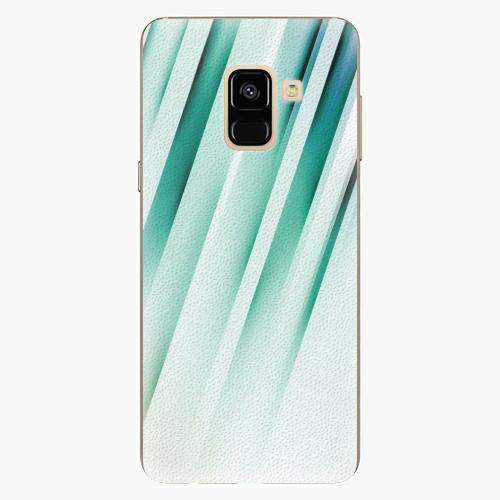 Plastový kryt iSaprio - Stripes of Glass - Samsung Galaxy A8 2018