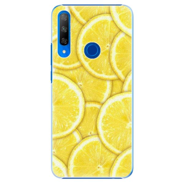 Plastové pouzdro iSaprio - Yellow - Huawei Honor 9X