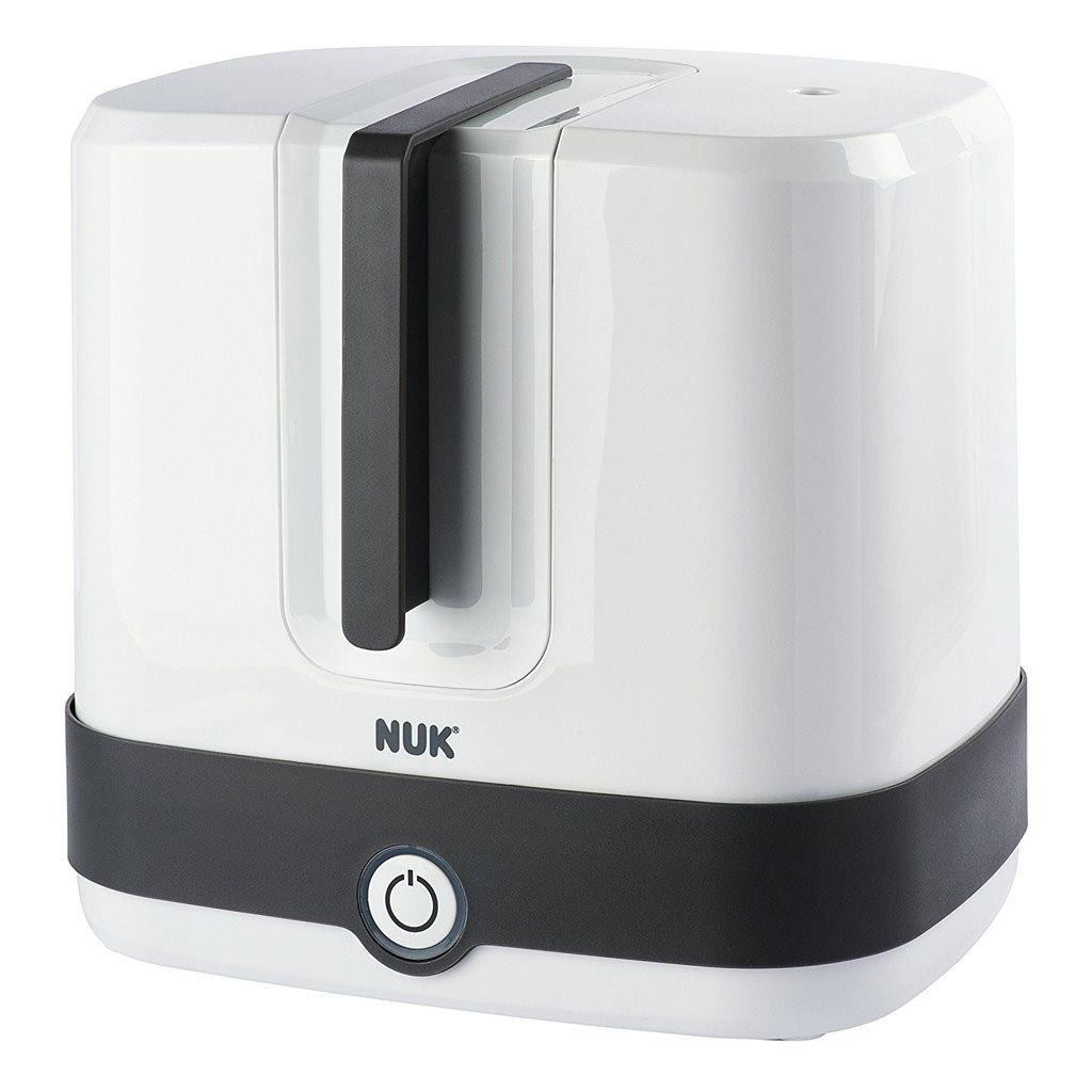 Elektrický parní sterilizátor NUK Vario Express Plus - bílá