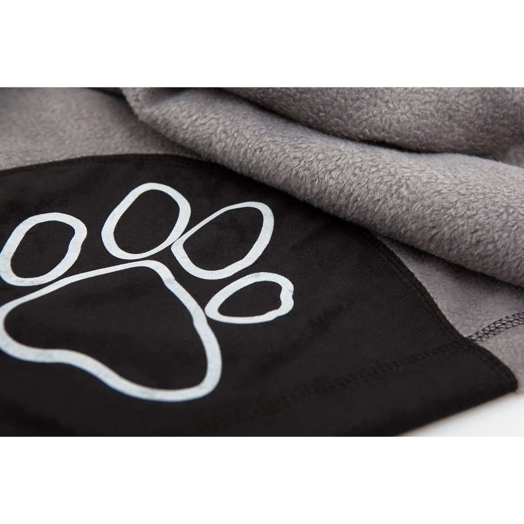 Deka pro psa Reedog Grey Paw - L