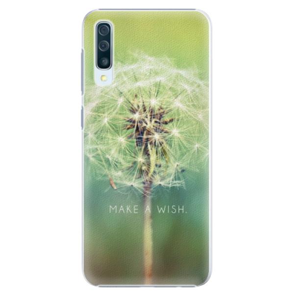 Plastové pouzdro iSaprio - Wish - Samsung Galaxy A50