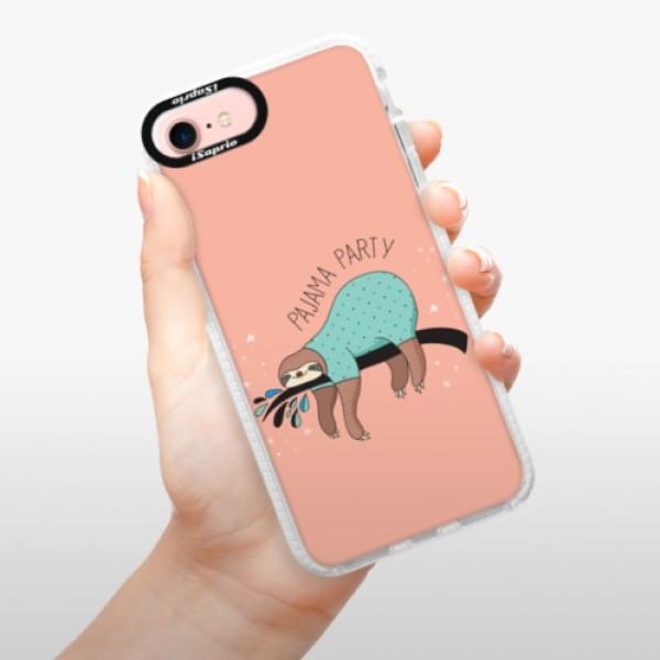 Silikonové pouzdro Bumper iSaprio - Pajama Party - iPhone 7