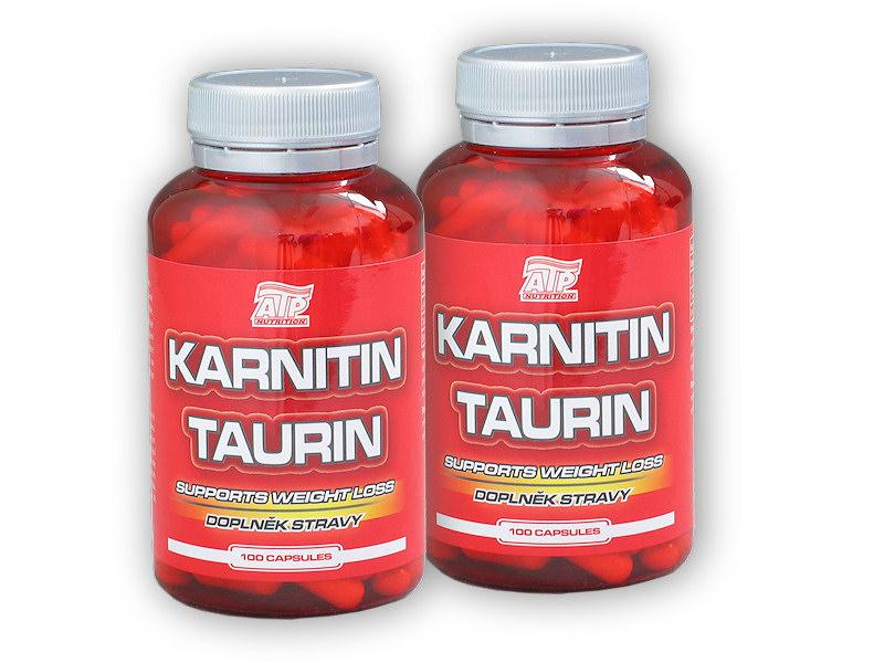 2x Karnitin Taurin 100 cps