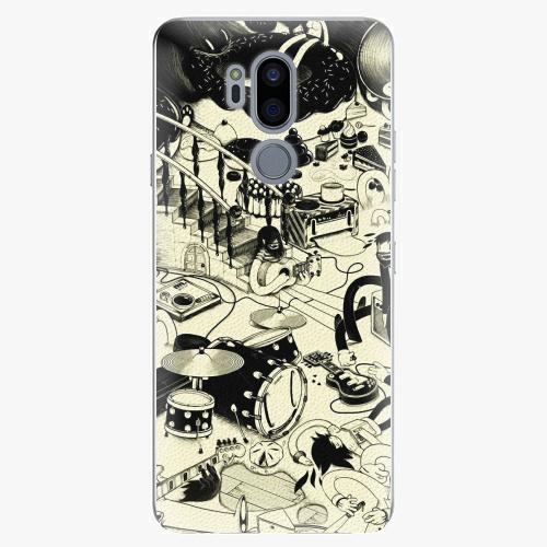 Plastový kryt iSaprio - Underground - LG G7