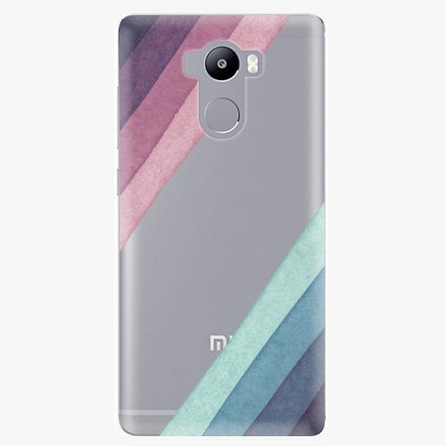 Plastový kryt iSaprio - Glitter Stripes 01 - Xiaomi Redmi 4 / 4 PRO / 4 PRIME