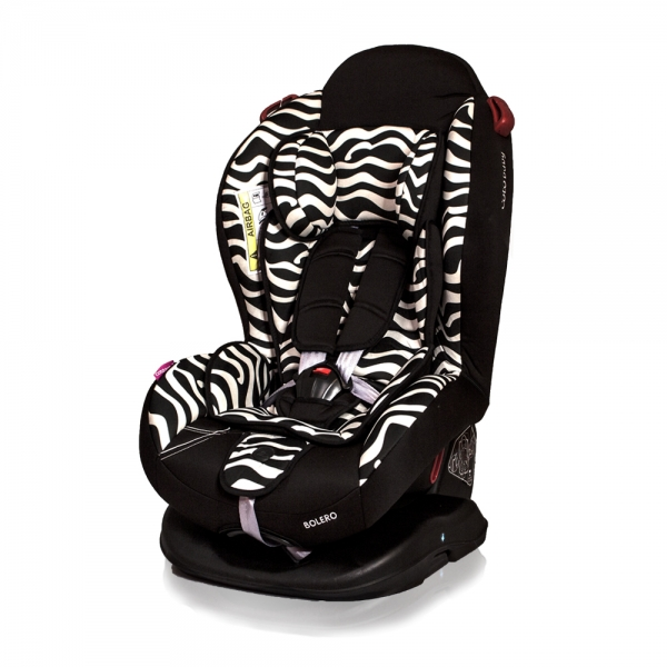 Coto Baby Autosedačka BOLERO - 0-25 kg - zebra
