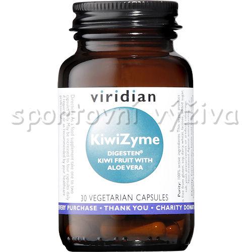 Viridian KiwiZyme 30 kapslí