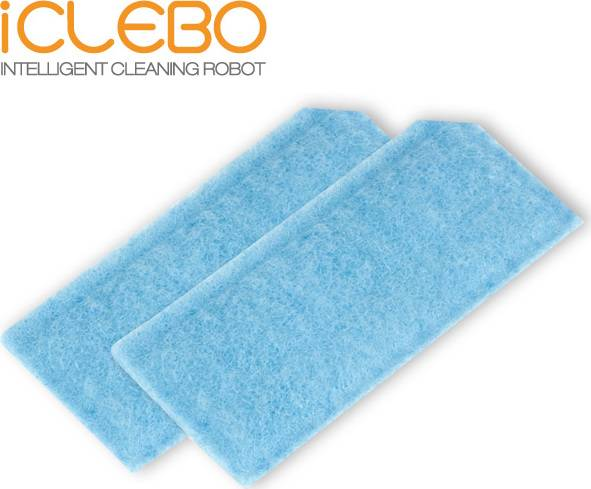 YCR010 iClebo antibakteriální HEPA filtr Arte (2 ks)