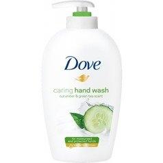 Krémové tekuté mýdlo Svěží dotek 250ml
