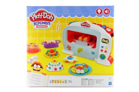 Play-Doh Mikrovlnná trouba s efekty TV 1.10.-31.12.2018
