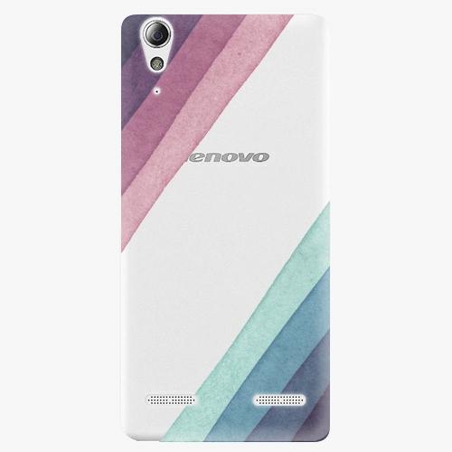Plastový kryt iSaprio - Glitter Stripes 01 - Lenovo A6000 / K3