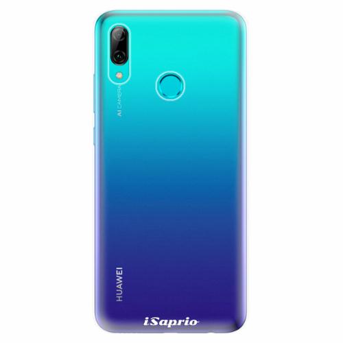 Silikonové pouzdro iSaprio - 4Pure - průhledný matný - Huawei P Smart 2019