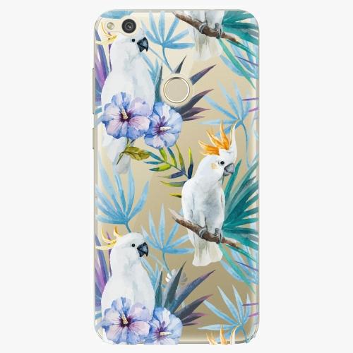 Plastový kryt iSaprio - Parrot Pattern 01 - Huawei P9 Lite 2017