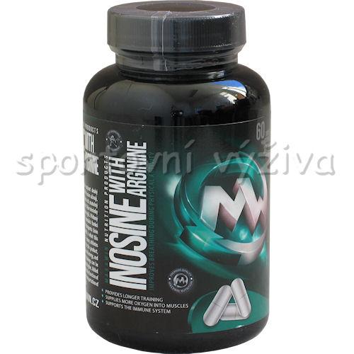 Inosine + Arginin 60 kapslí