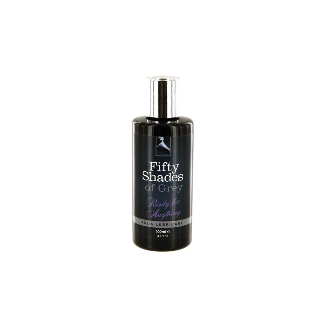 Fifty Shades of Grey Ready for Anything Aqua Lubricant 100 ml