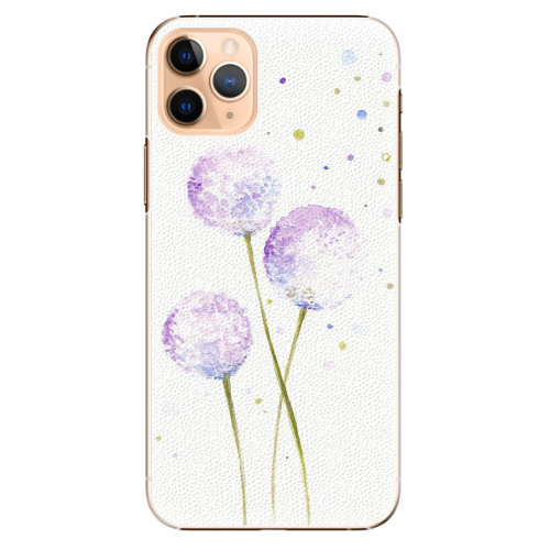 Plastový kryt iSaprio - Dandelion - iPhone 11 Pro Max