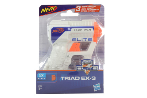 Nerf Elite Triad blástr