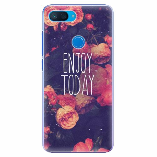 Plastový kryt iSaprio - Enjoy Today - Xiaomi Mi 8 Lite