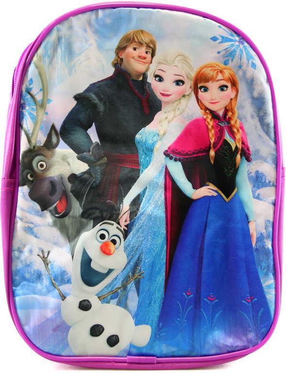 Batoh dětský Frozen (Ledové Království) nastavitelné popruhy v sáčku