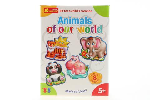 Výroba magnetů - zvířátka