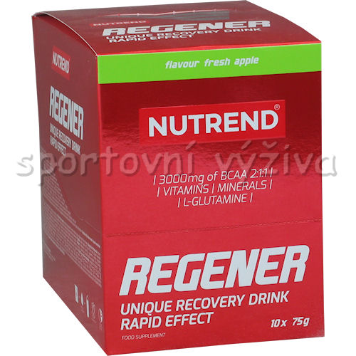 Regener 10x75g - sáček-red-fresh