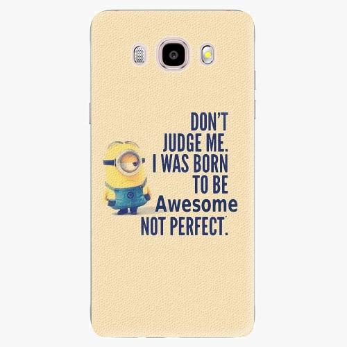 Plastový kryt iSaprio - Be Awesome - Samsung Galaxy J5 2016